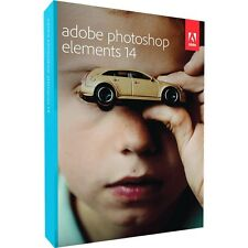 Adobe Photoshop Elements 14  - Full Version