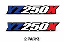 AMR Racing Yamaha YZ 250X Swingarm Graphic Kit Number Plate Decal Sticker Part
