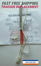 OEM IGNITER/HOT ROD for TRAEGER PELLET STOVES ignitor