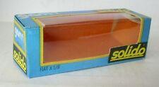 Repro Box Solido Nr.033 Fiat X 1/9