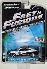 GL 2011 HOLLYWOOD SERIES 2 FAST & FURIOUS MOVIE CAR RIO POLICE DODGE CHARGER