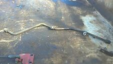 COMPRESSOR PIPE REMOVED 03 REG FORD IVECO TECTOR TIPPER BREAKING FOR SPARES