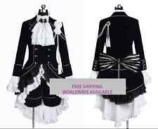 Black Butler Cosplay Ciel Phantomhive Cosplay Costume Fancy