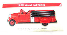 Fire Truck Replicas 1939 ward la France 1914 knox martin by readers digest 1999