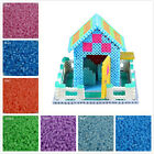 HAMA PERLER BEADS 1000pcs Craft Free PP Kids Development Fun 17 Single Color