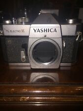 Yashica TL Electro X 35 mm Camera only no lens