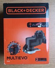 New black & decker multievo volet 4 multi-outil oscillant attachment
