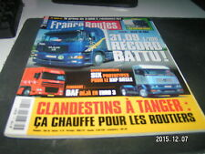 *** France Routes n°211 Man 19-464 / La route Maroc / Evasion : Chine
