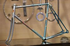 Nagasawa 57 cm Track Frame - NJS Keirin - Pista Fixed Gear - Ready for Brakes
