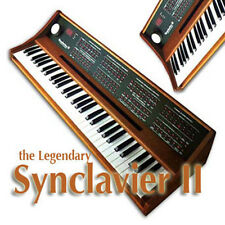 SYNCLAVIER II - UNIQUE Perfect WAVE/NKI Multi-Layer Studio Samples Library onDVD