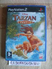 ELDORADODUJEU     DISNEY TARZAN FREERIDE Pour PLAYSTATION 2 PS2 VF COMPLET