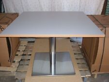 LOT OF 4 TABLES Kusch 8800 Table Series Lunch Room Table Brand New