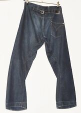 "SUPERB MEN'S LEVI 10TH ANIVERSARY ENGINEERED JEANS TWISTED W30"" L32"""