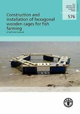 FAO Fisheries and Aquaculture Technical Papers: Construction and Installation...