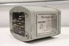Westinghouse Navy Type CAY 301164 Single Phase 213va Transformer 42366A