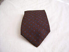 "Mens PACO RABBANE 100% SILK Necktie Made in Italy 3 1/2 ""W 66""L"