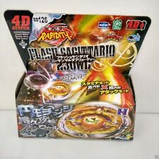 US Hot Beyblades Flash Sagittario 230WD Metal Fury 4D Legenden Beyblade BB-126