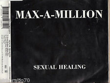 MAX-A-MILLION Sexual Healing CD Single