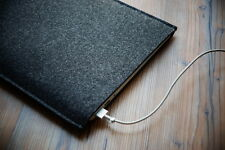 "New MacBook 12"" Retina Sleeve Case - SIMPLE BLACK UP"