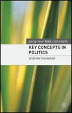 Key Concepts in Politics (Macmillan Study Guides) by Heywood, Andrew