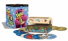 Toy Story Trilogy (Blu-ray + DVD + Digital Copy 10-Disc Ultimate Box Set) Disney