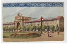 AK Praha, Prag, Jubiläums-Ausstellung 1908