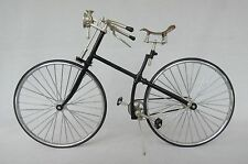 1:10 Scale Model 1885 Fixed Gear Bicycle MA-3