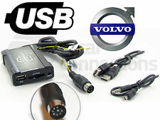 CTAVLUSB001 Volvo USB adapter for Volvo C70 S40 S60 S80 V40 V70 and XC70 SD AUX