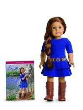 """NEW AMERICAN GIRL DOLL SAIGE 18"""" NEW IN BOX GIRL OF THE YEAR 2013  NRFB"""