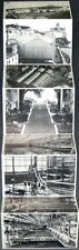 (8) ATTACHED POSTCARDS~SAN FRANCISCO SUTRO BATHS w/ASSORTED VIEWS~NEW 1980 FOLIO