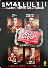 Fight Club Dvd Brad Pitt Edward Norton