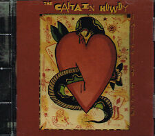 CD album: the Captain Howdy: tallo of blood. shimmy disc. indie