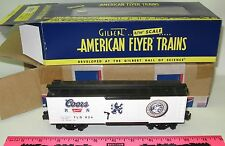 American Flyer 6-48253 Coors Brewing Company Reefer 2007-Rocky Mountain Division