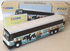 Corgi PCST Seaworld Bus MCI 102-DL3 NICE 98652 (see photos) 11""