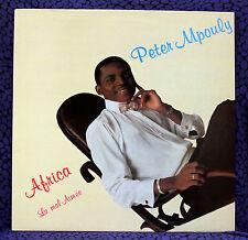 Peter Mpouly, Africa La Mal Aimée - Soukouss LP
