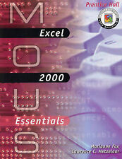 Excel 2000 by Lawrence C. Metzelaar, Marianne Fox (Mixed media product, 2000)