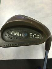 Ping Eye 2 Square Groove BeCu Sand Wedge S300 steel shaft Free Ship 35.5 inches