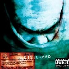 "DISTURBED ""THE SICKNESS"" CD NEUWARE"