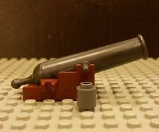Lego NEW 1x COMPLETE Cannon For Black Pearl 4184 And Queen Anne's Revenge 4195