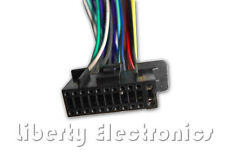 NEW 22 PIN WIRE HARNESS for KENWOOD DNX-7000EX / DNX-7020EX