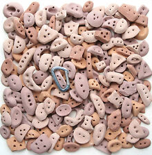195+ Synrock screw-on Climbing Holds Slope Pocket Crimp Edge Incut