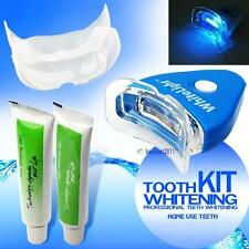 Home Kit Teeth Tooth Whitening Gel White Oral Bleaching Professional Peroxide BS