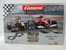 "Carrera Evolution 1/32 art. 25181, ""Grand Prix finale"" (vedi foto) wt4214"