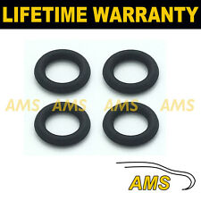 FOR SAAB 2.2 DIESEL INJECTOR LEAK OFF ORING SEAL SET OF 4 VITON RUBBER UPGRADE