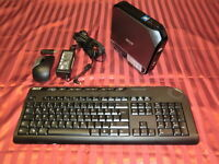 Acer Veriton Nettop PC, 320GB HDD, 2GB RAM, Intel ATOM Dual Core 1,66GHz
