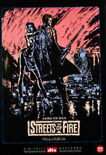 STREETS OF FIRE (1984) - Diane Lane DVD *NEW