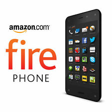 Amazon Fire Phone - 32GB - Black (AT&T Unlocked) Smartphone New