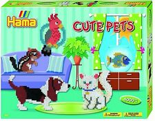Hama Cute Pets Bead Set
