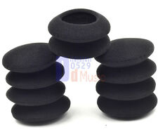 10x foam cushioned ear pads substitute for Panasonic RP-HT21 Lightweight Headset
