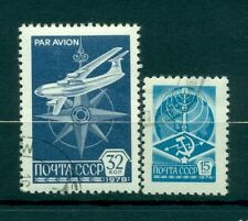 Russie - USSR 1978 - Michel n. 4749/50 W - Timbres-poste ordinaires